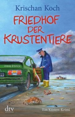 Cover von: Friedhof der Krustentiere
