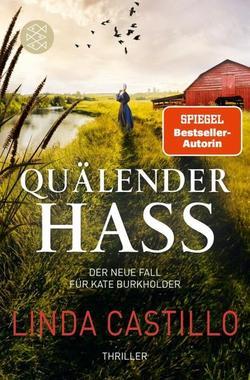 Cover von: Quälender Hass (Kate Burkholder ermittelt)