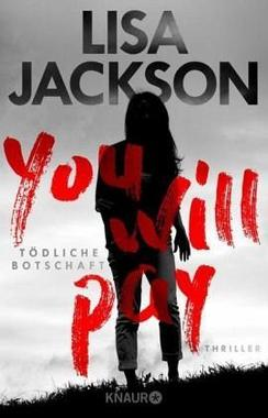 Cover von: You will pay