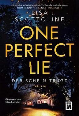 Cover von: One Perfect Lie