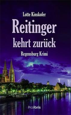 Cover von: Reitinger kehrt zurück