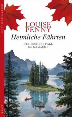 Cover von: Heimliche Fährten