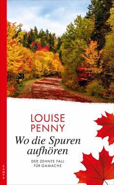 Cover von: Wo die Spuren aufhören