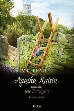 Cover von: Agatha Raisin und der tote Göttergatte