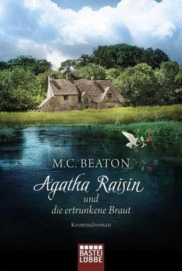 Cover von: Agatha Raisin und die ertrunkene Braut