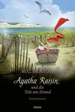 Cover von: Agatha Raisin und die Tote am Strand