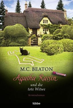 Cover von: Agatha Raisin und die tote Witwe