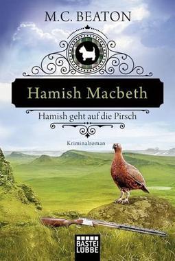 Cover von: Hamish geht auf die Pirsch