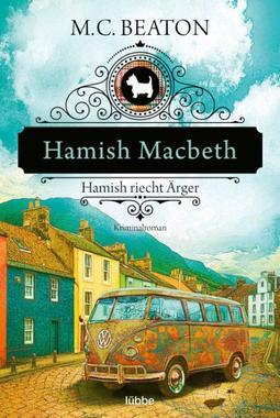 Cover von: Hamish Macbeth riecht Ärger