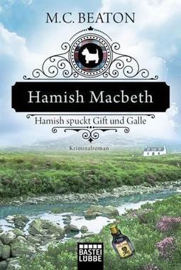 Cover von: Hamish Macbeth spuckt Gift und Galle