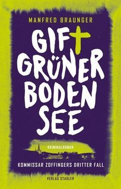 Cover von: Giftgrüner Bodensee