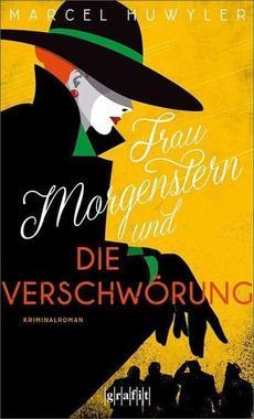 Cover von: Frau Morgenstern und die Verschwörung