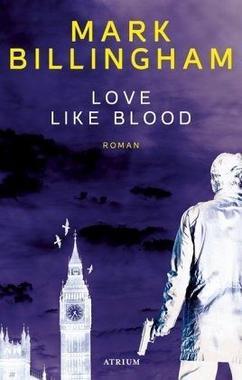 Cover von: Love like blood