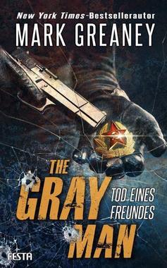 Cover von: The Gray Man - Tod eines Freundes