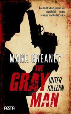 Cover von: The Gray Man - Unter Killern