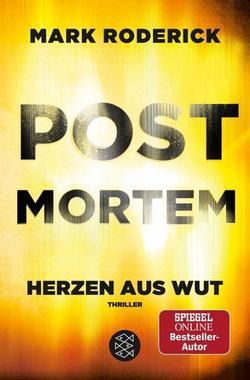 Cover von: Post Mortem - Herzen aus Wut