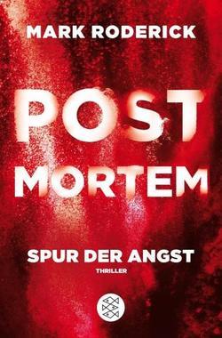 Cover von: Post Mortem - Spur der Angst
