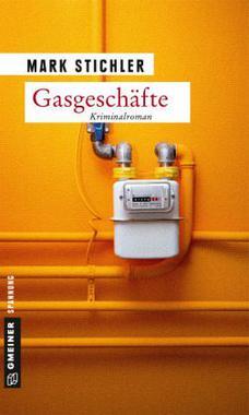 Cover von: Gasgeschäfte