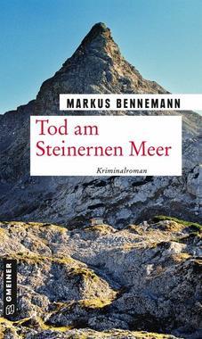 Cover von: Tod am Steinernen Meer
