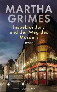 Cover von: Inspektor Jury und der Weg des Mörders