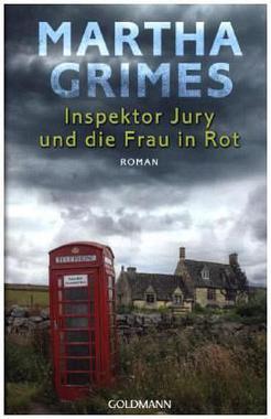 Cover von: Inspektor Jury und die Frau in Rot