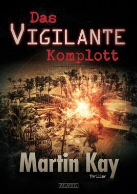 Cover von: Das Vigilante-Komplott