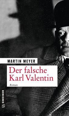 Cover von: Der falsche Karl Valentin