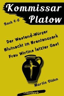 Cover von: Der Westend-Würger. Blutnacht im Brentanopark. Frau Wirtins letzter Gast
