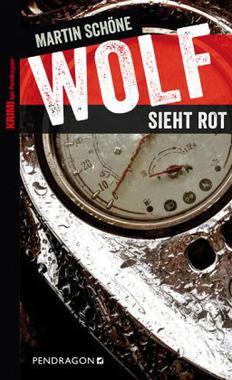 Cover von: Wolf sieht rot