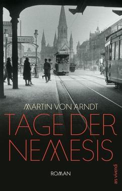 Cover von: Tage der Nemesis
