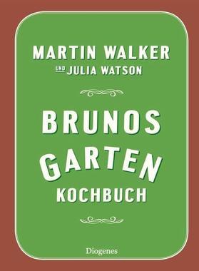 Cover von: Brunos Gartenkochbuch
