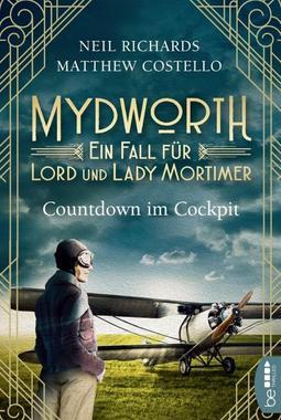 Cover von: Mydworth - Countdown im Cockpit