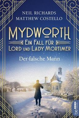 Cover von: Mydworth - Der falsche Mann