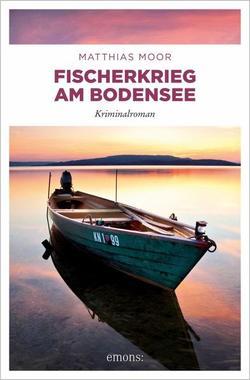 Cover von: Fischerkrieg am Bodensee