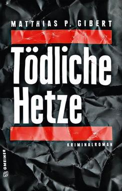 Cover von: Tödliche Hetze