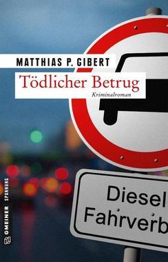 Cover von: Tödlicher Betrug