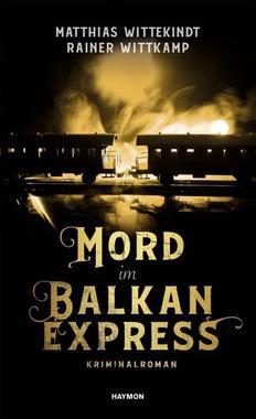 Cover von: Mord im Balkanexpress
