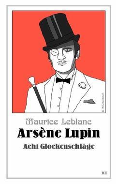 Cover von: Arsène Lupin - Acht Glockenschläge
