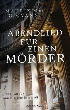 Cover von: Abendlied für einen Mörder