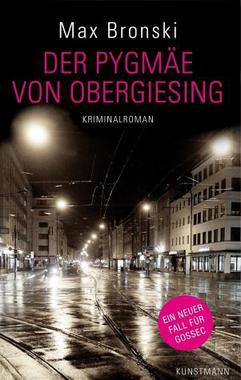 Cover von: Der Pygmäe von Obergiesing