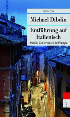 Cover von: Entführung auf Italienisch