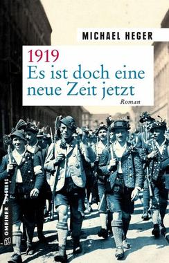 Cover von: 1919 - Es ist doch eine neue Zeit jetzt