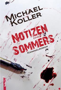 Cover von: Notizen eines Sommers
