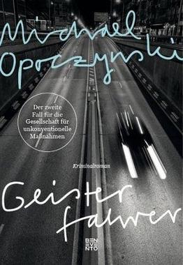 Cover von: Geisterfahrer