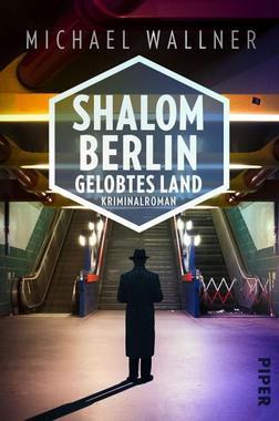 Cover von: Shalom Berlin – Gelobtes Land
