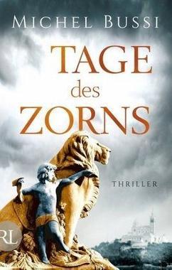 Cover von: Tage des Zorns