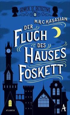 Cover von: Der Fluch des Hauses Foskett