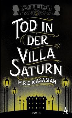 Cover von: Tod in der Villa Saturn