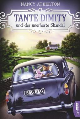 Cover von: Tante Dimity und der unerhörte Skandal