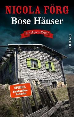 Cover von: Böse Häuser